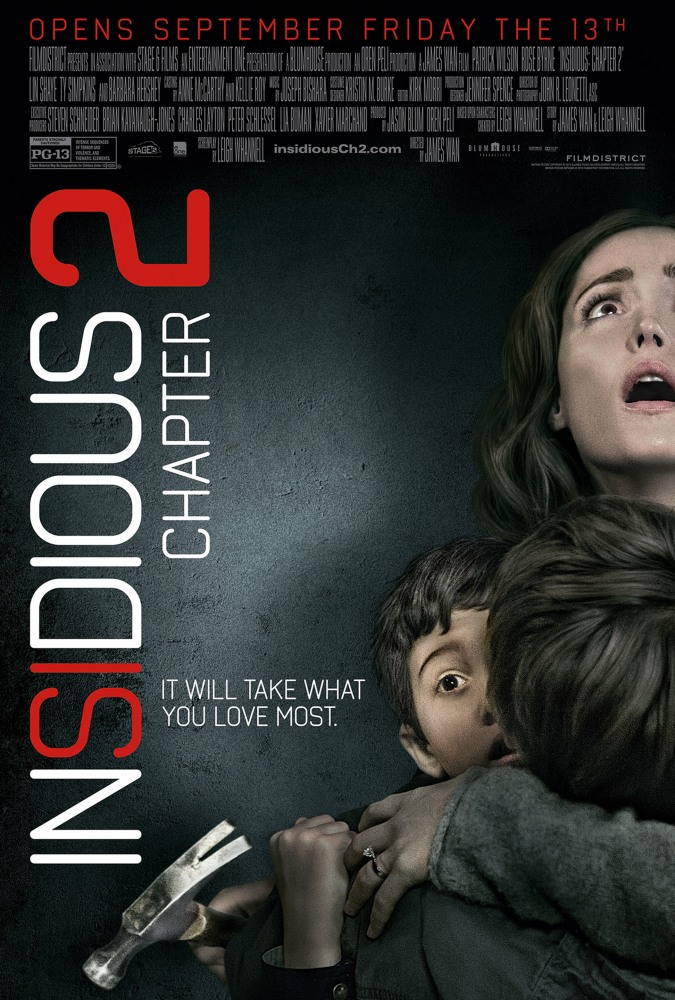 Астрал 2 insidious chapter 2