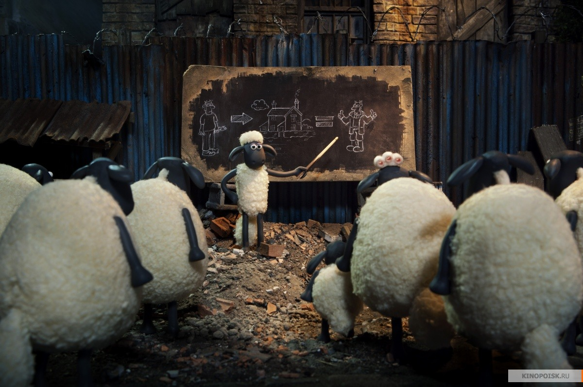 Барашек Шон ( / Shaun the Sheep Movie)
