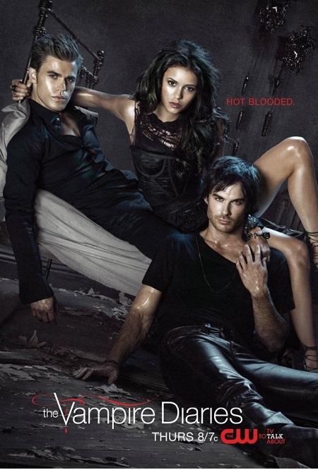 Дневники вампира, 2 сезон (The Vampire Diaries, season 2)