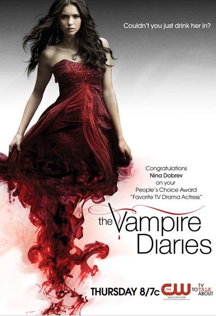 Дневники вампира, 3 сезон (The Vampire Diaries, season 3)