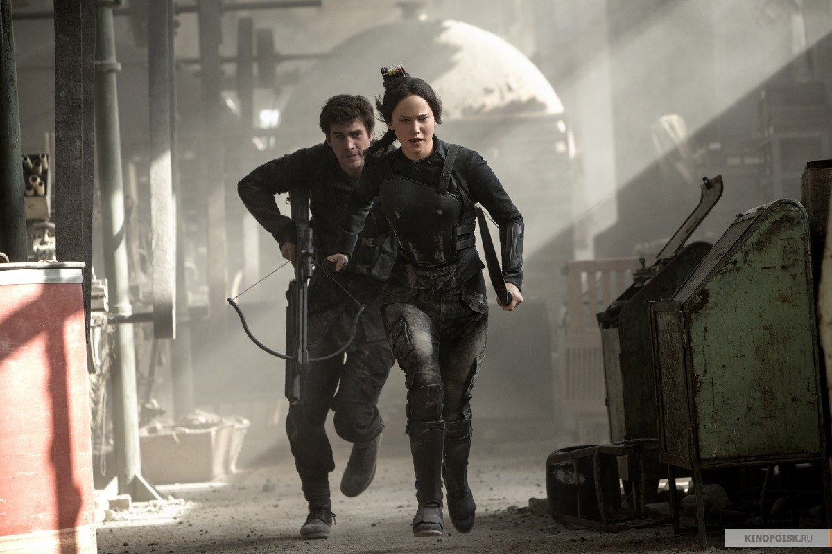 Голодные игры: Сойка-пересмешница. Часть I ( / The Hunger Games: Mockingjay - Part 1)