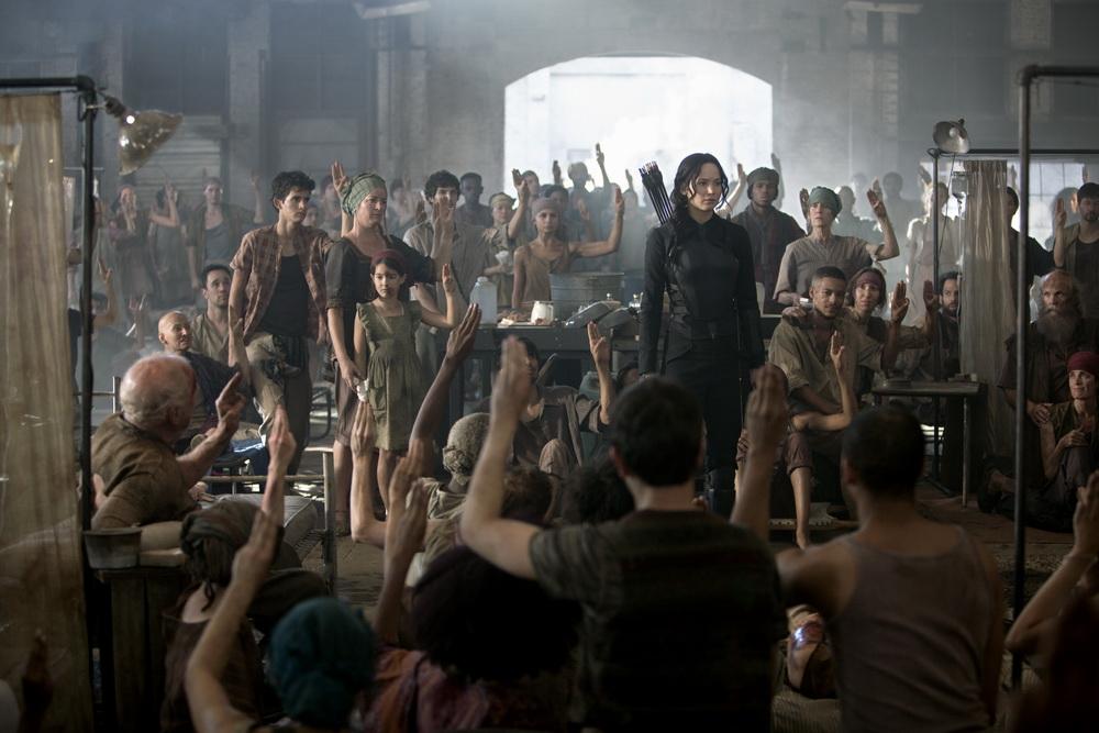 Голодные игры: Сойка-пересмешница. Часть II ( / The Hunger Games: Mockingjay - Part 2)