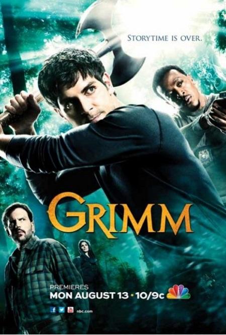 Гримм, 2 сезон (Grimm, season 2)