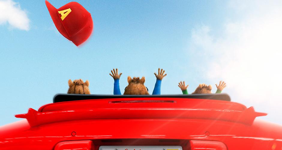 Элвин и бурундуки: Грандиозное бурундуключение ( / Alvin and the Chipmunks: The Road Chip)
