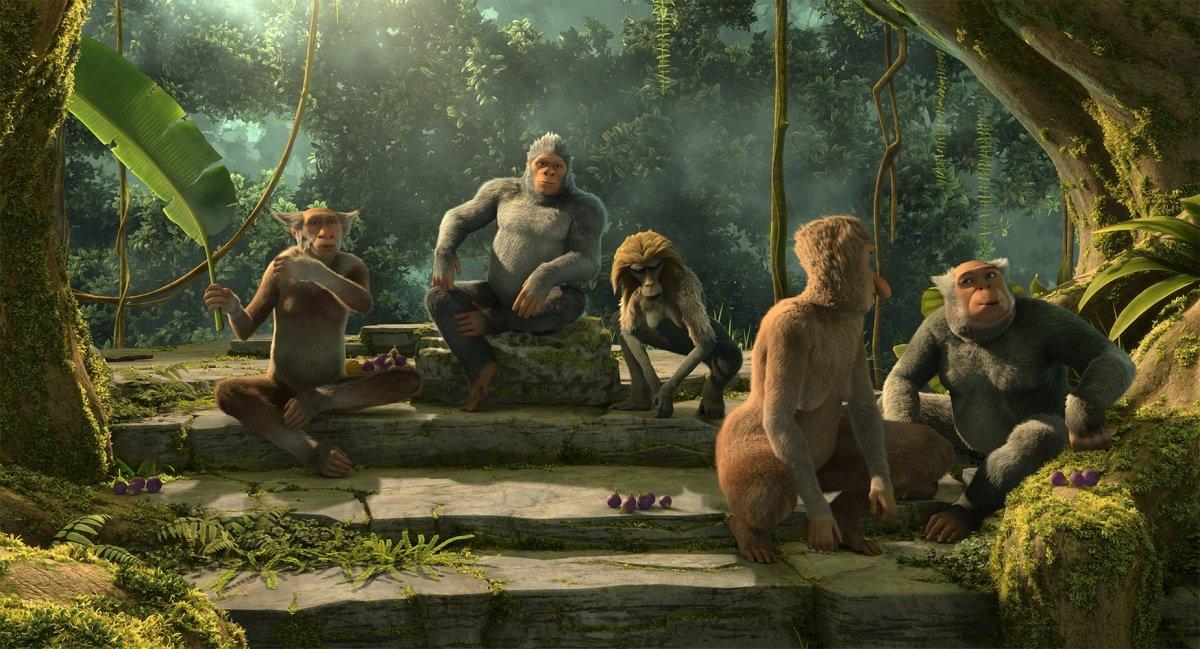 Эволюция 2015 ( / Pourquoi jai pas mange mon pere)