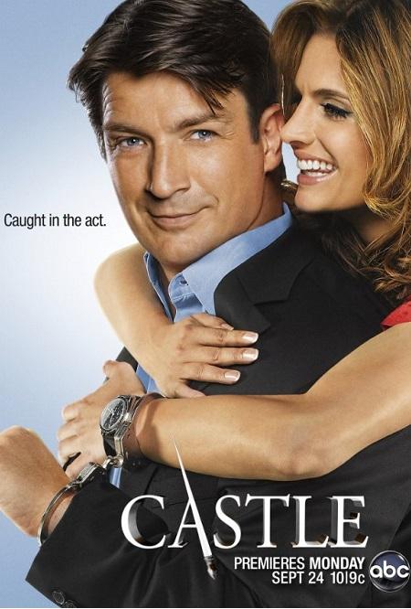 Касл, 2 сезон (Castle, season 2)