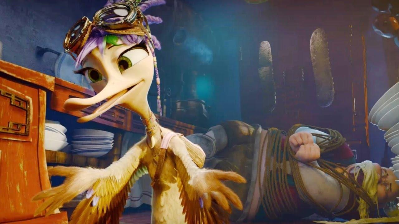 Крякнутые каникулы ( / Ducks holidays)