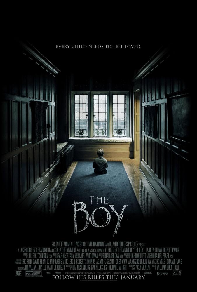 Кукла (The Boy)