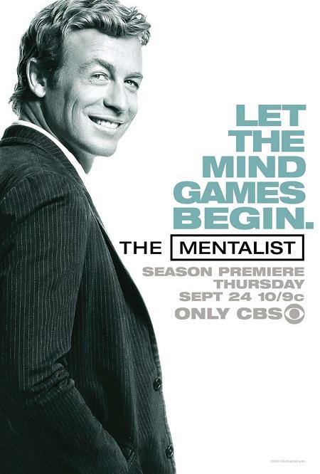 Менталист, 2 сезон (The Mentalist, season 2)
