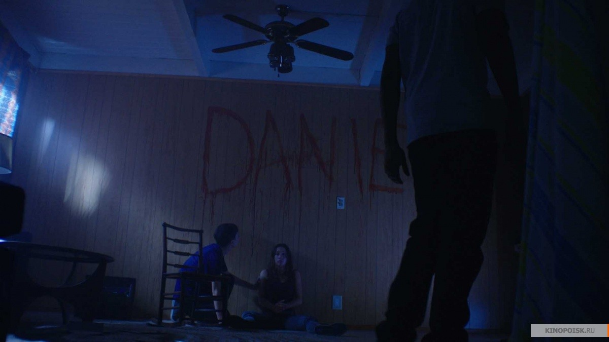 Неупокоенная ( / Dark Summer)