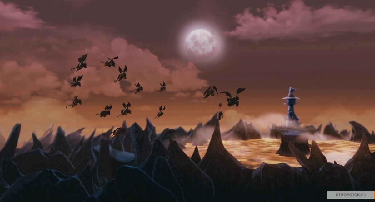 Оз: Нашествие летучих обезьян ( / Wicked Flying Monkeys)