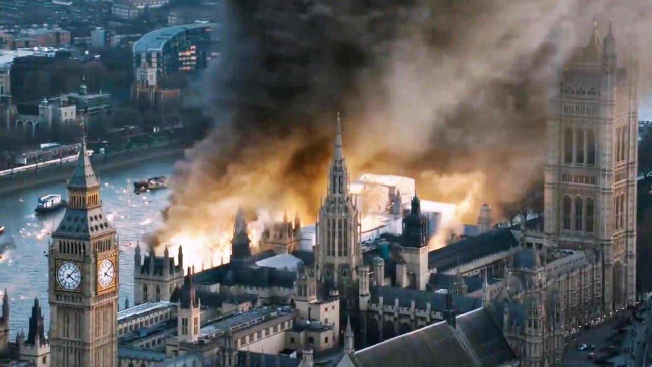 Падение Лондона ( / London Has Fallen)