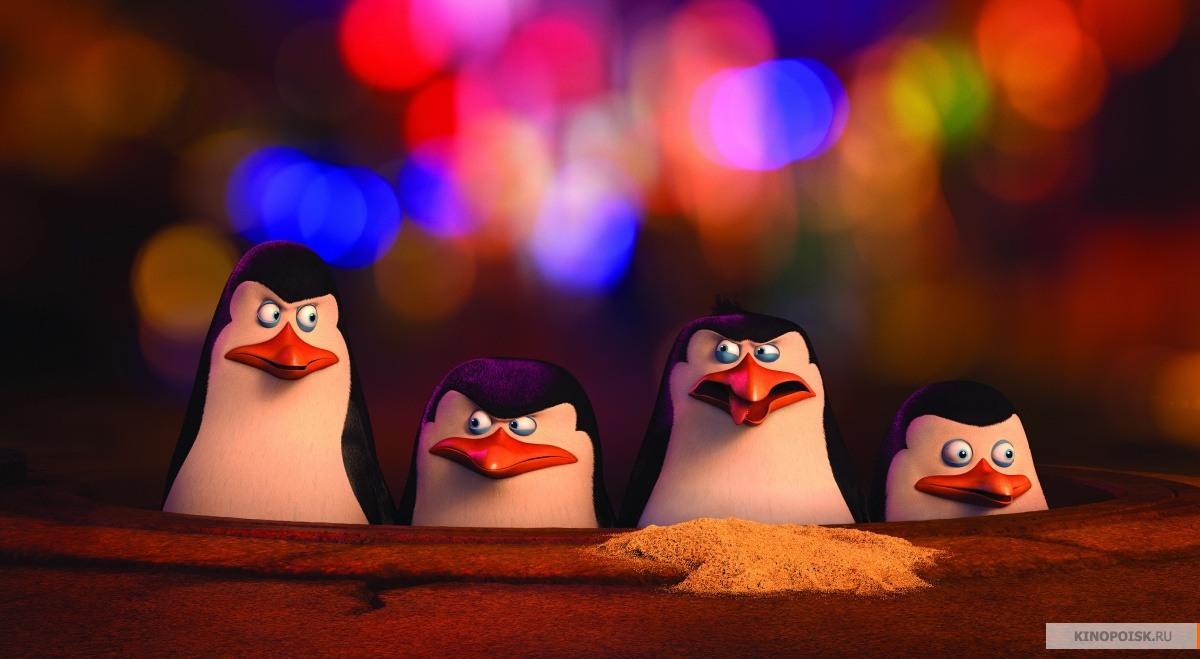 Пингвины Мадагаскара ( / Penguins of Madagascar)