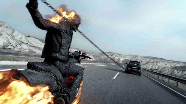 Призрачный гонщик 2 ( / Ghost Rider: Spirit of Vengeance)