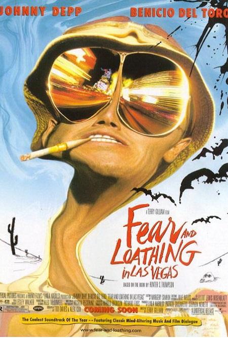 Страх и ненависть в Лас-Вегасе (Fear and Loathing in Las Vegas)