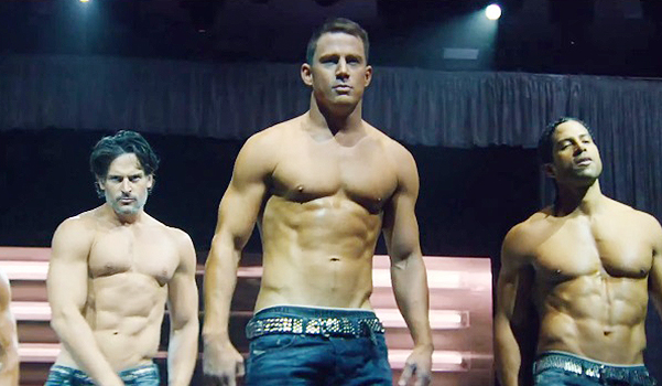 Супер Майк XXL ( / Magic Mike XXL)