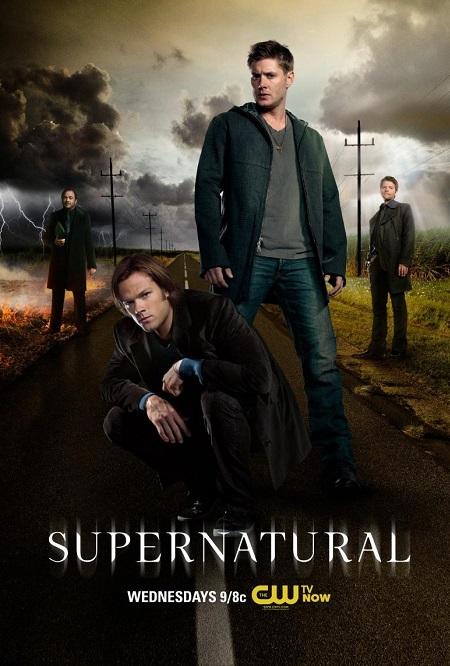 Сверхъестественное, 8 сезон (Supernatural, season 8)