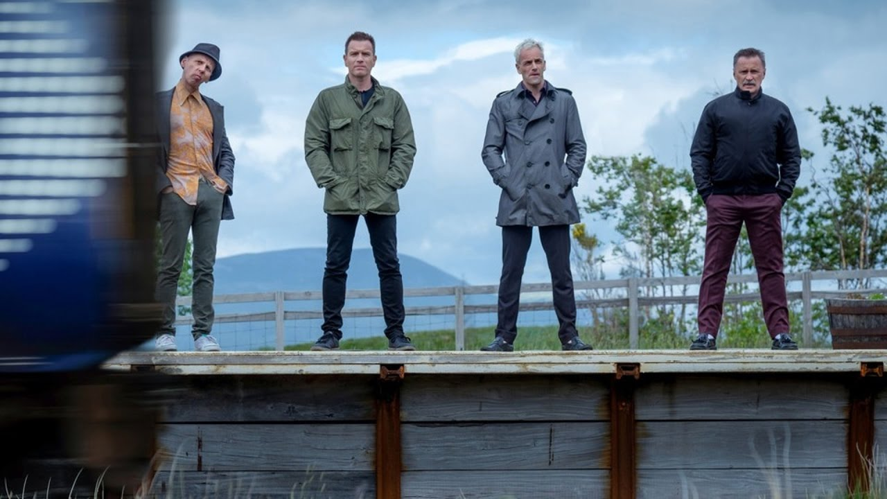Т2 Трейнспоттинг (На игле 2) ( / T2 Trainspotting)