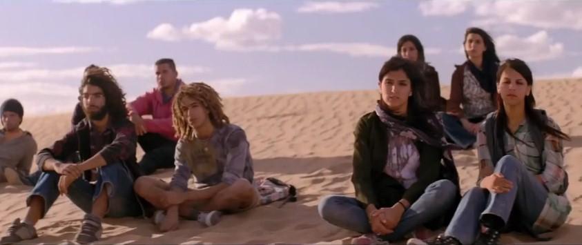 Танцующий в пустыне ( / Desert Dancer)