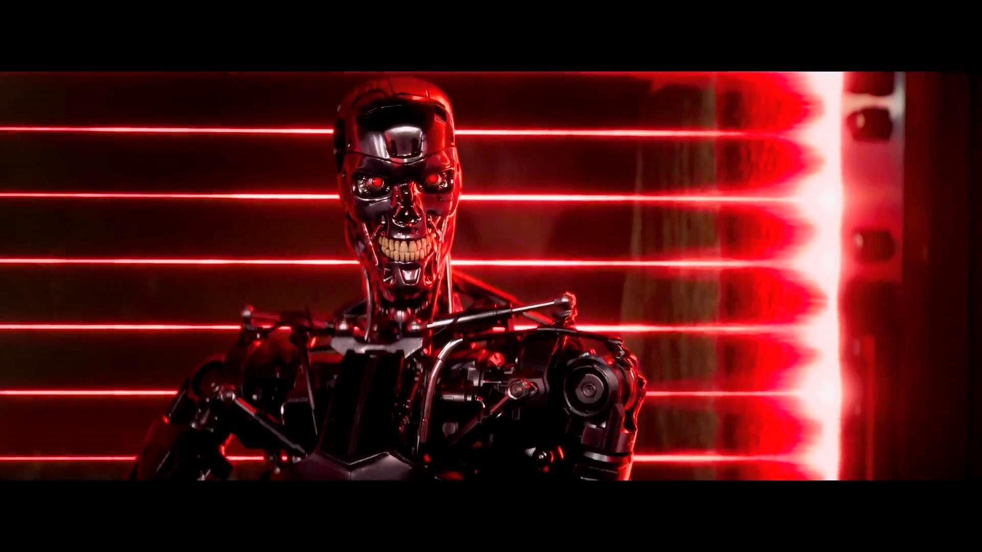 Терминатор 5 трейлер на русском 4 фотография