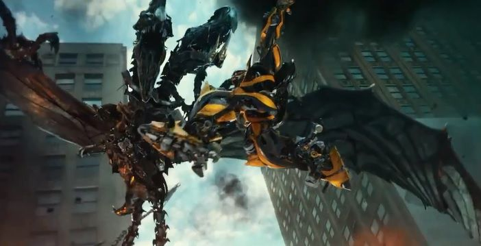 Трансформеры: Эпоха истребления ( / Transformers: Age Of Extinction)