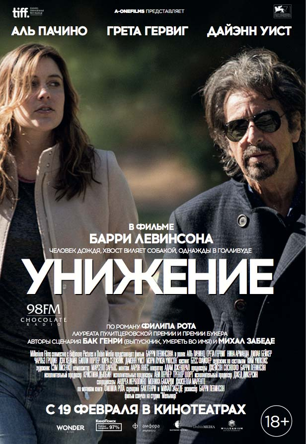 Унижение (The Humbling)