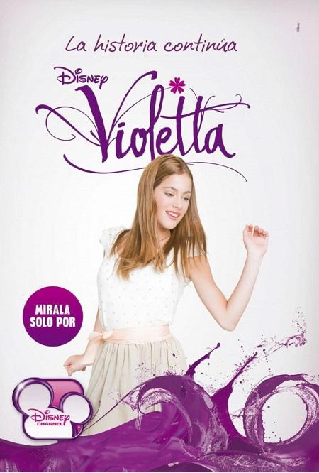 Виолетта, 2 сезон (Violetta, season 2)