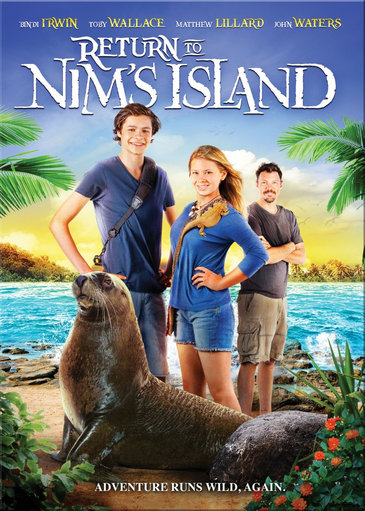 Возвращение на остров Ним (Return to Nim's Island)