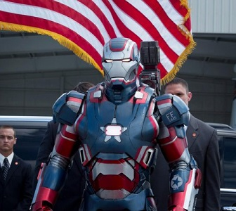 �������� ������� 3 ( / Iron Man 3)